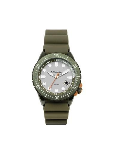 Columbia Csc04-004 Erkek Kol Saati Yeşil